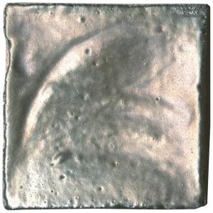 Argento 10x10 Cotto Metal