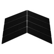 Dunin Royal Chevron Black Matt