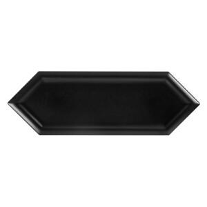 Płytka ścienna 3D Dunin Tritone Black 02 Matt 7,5x22,7 cm