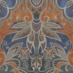 Tapeta Ceramiczna ABK Wide & Style Carpet Orange Rtt. 60x120 cm gres