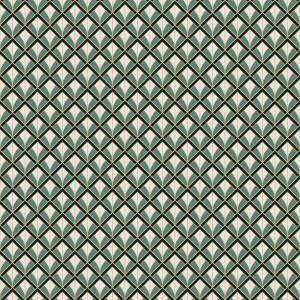 Tapeta Ceramiczna ABK Wide & Style Deco Mint Rtt. 60x120 cm gres