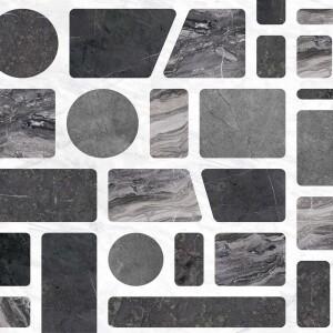 Tapeta Ceramiczna ABK Wide & Style Pop Incertum Dark Rtt. 60x120 cm gres