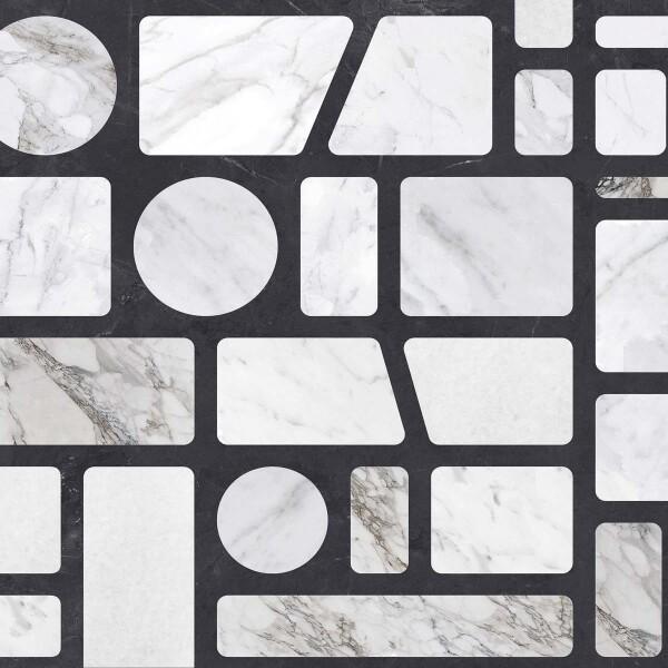 Tapeta Ceramiczna ABK Wide & Style Pop Incertum Light Rtt. 60×120 cm gres