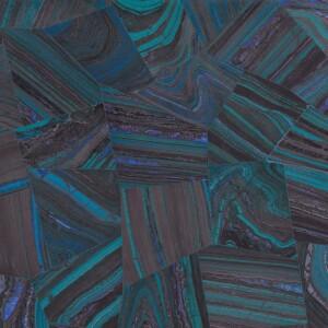 Tapeta Ceramiczna ABK Wide & Style Precious Blue Rtt. 60x120 cm gres