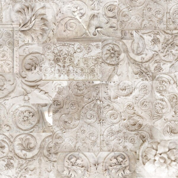 Tapeta Ceramiczna ABK Wide & Style Pop Roma Ara Rtt. 60×120 cm gres