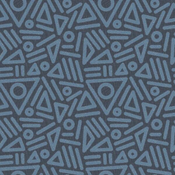 Tapeta Ceramiczna ABK Wide & Style Tribe Blue Rtt. 60×120 cm gres