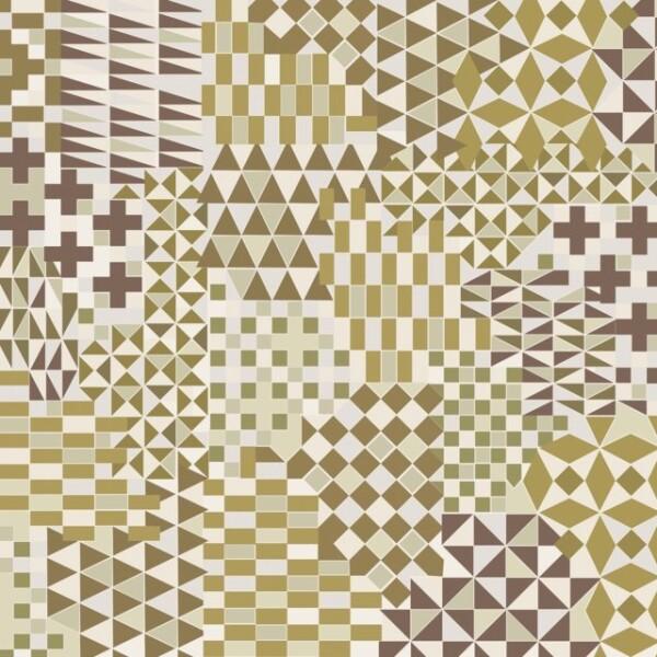 Tapeta Ceramiczna ABK Wide & Style Pop Vintage Forest Rtt. 60×120 cm gres