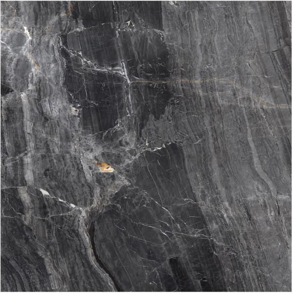 Supergres Purity of Marble Brecce Breccia Nera Lux