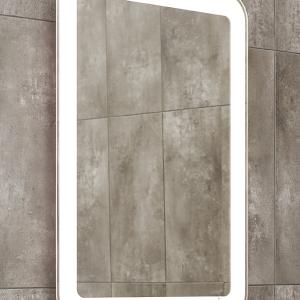 Miior Zen lustro wysuwane z LED slim 60x80