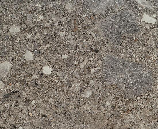 Ceramica Fioranese Frammenta Antracite Lucidato Rtt.