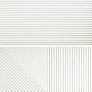 Ceramica Fioranese Fio. Passepartout Bianco #2 Nat. Rtt. 30,2x60,4 cm