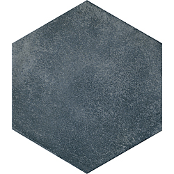 CIR Materia Prima Hexagon Navy Sea 24X27,7 cm