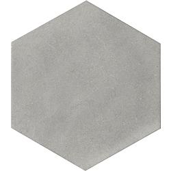 CIR Materia Prima Hexagon Metropolitan Grey 24X27,7 cm
