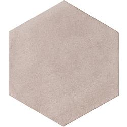 CIR Materia Prima Hexagon Pink Velvet 24X27,7 cm